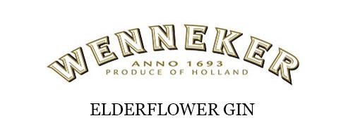 Wenneker Elderflower Gin