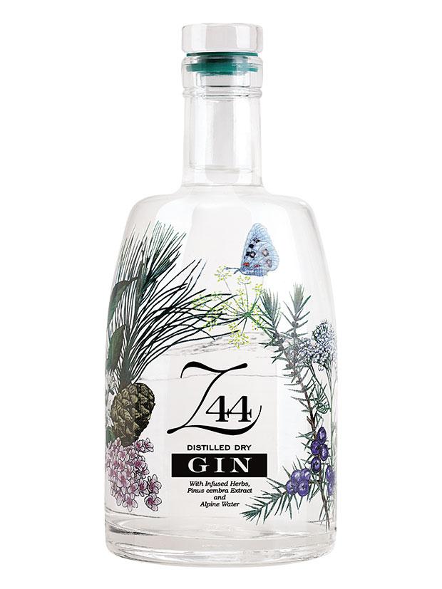 Recensione Z44 Gin