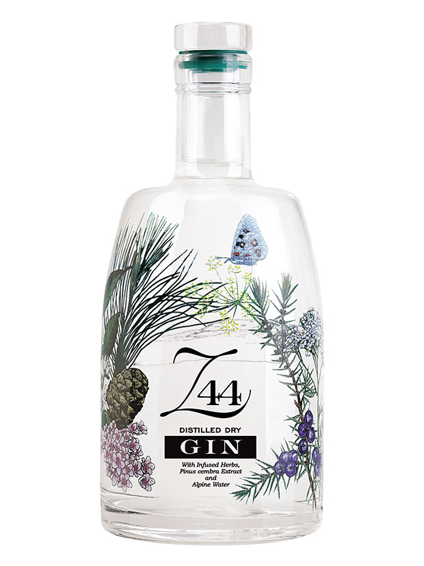 Recensione Z44 Dry Gin