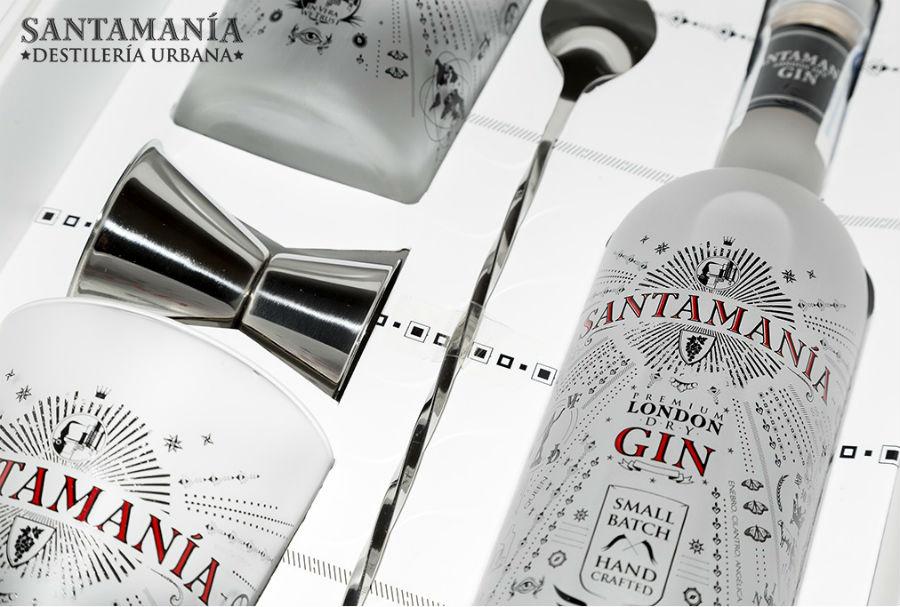 Santamania Gin, in rapida espansione