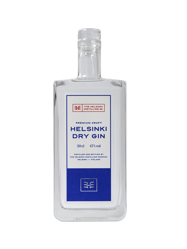 Recensione Helsinki Dry Gin