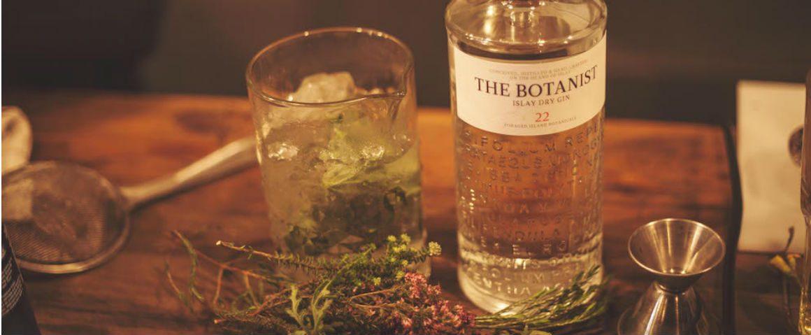 Botanist gin sfida i bartender a creare un nuovo cocktail
