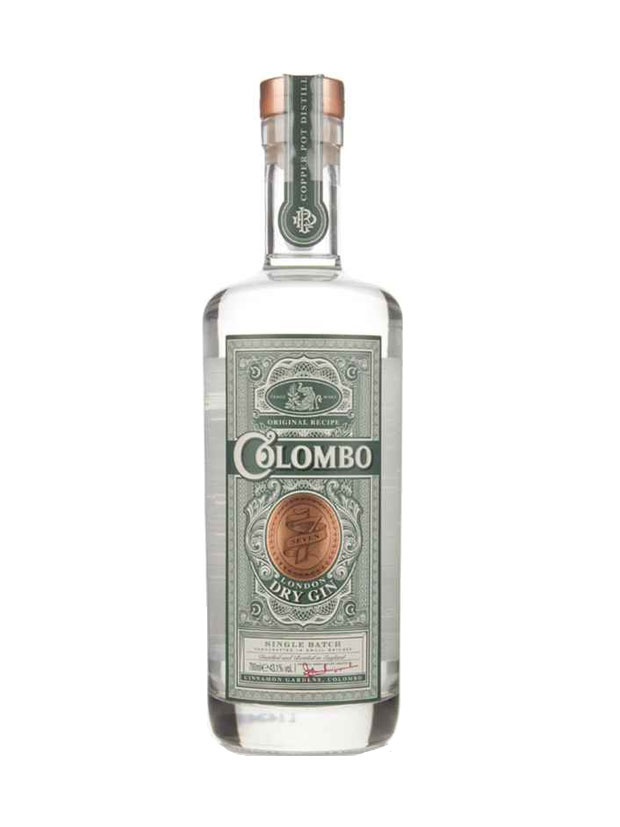 Recensione Colombo Gin