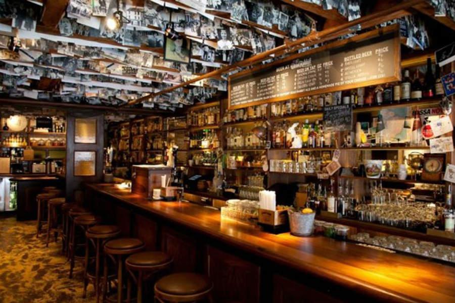 Happiness Forgets, il bar segreto di Soho