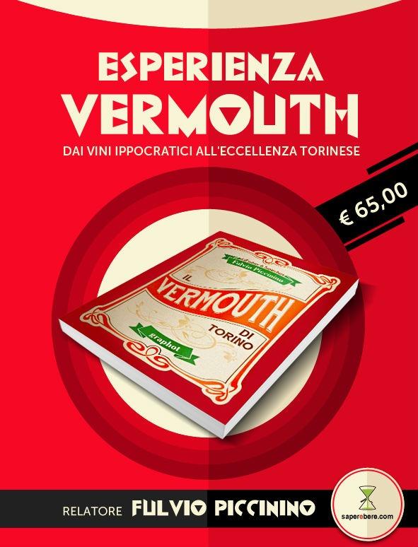 """Il banner promozionale del progetto """"Esperienza Vermouth"""""""