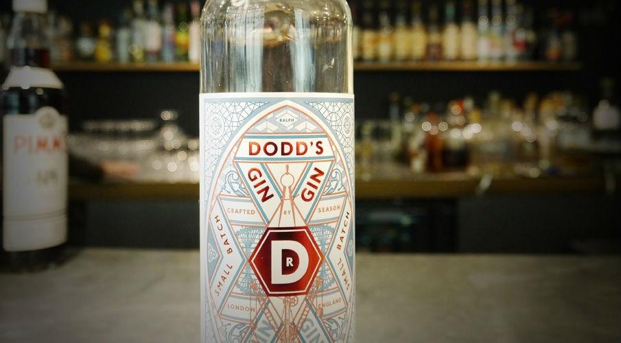 Dodd's Gin, fiore all'occhiello di The London Distillery Company