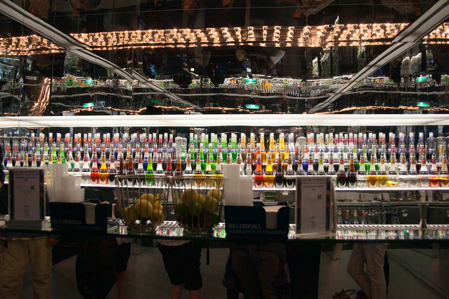 Il bar di House of Bols