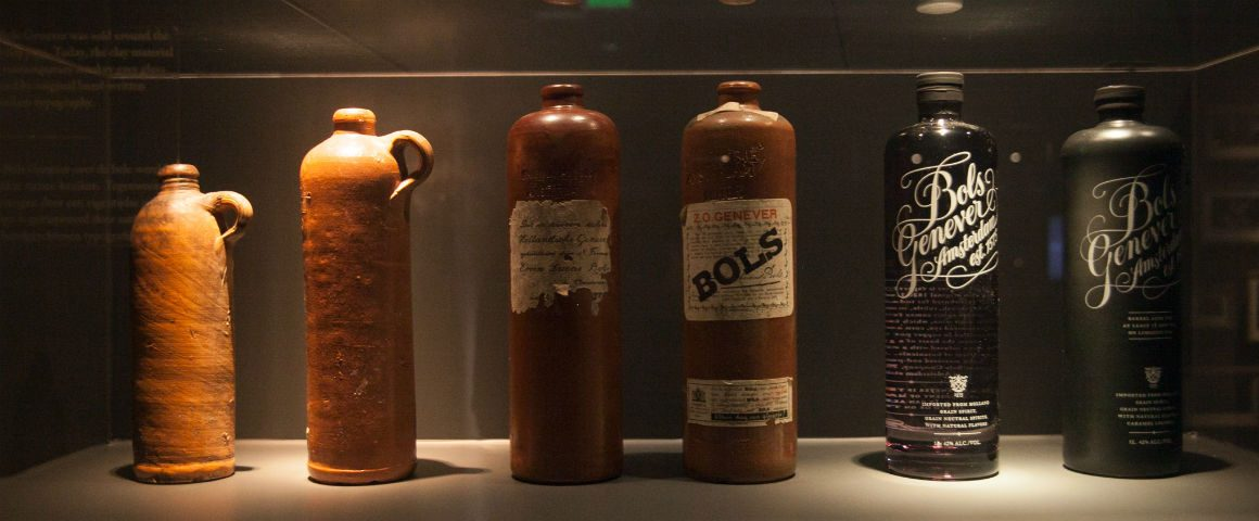 La distillazione del Jenever: House of Bols