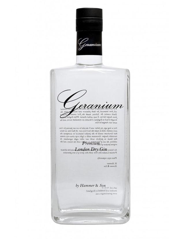 Recensione Geranium Gin