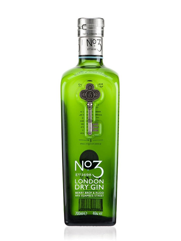 Recensione London Number 3 Gin