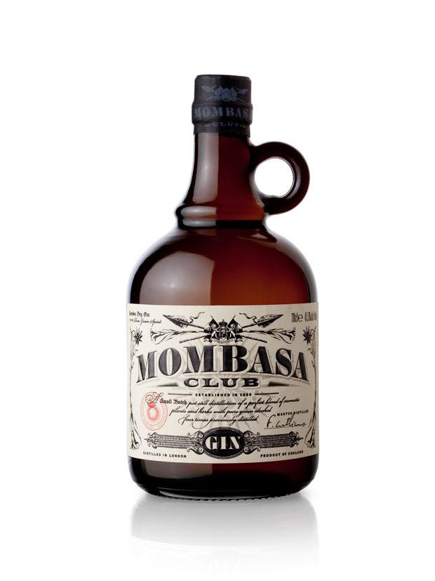 Recensione Mombasa Club Dry Gin