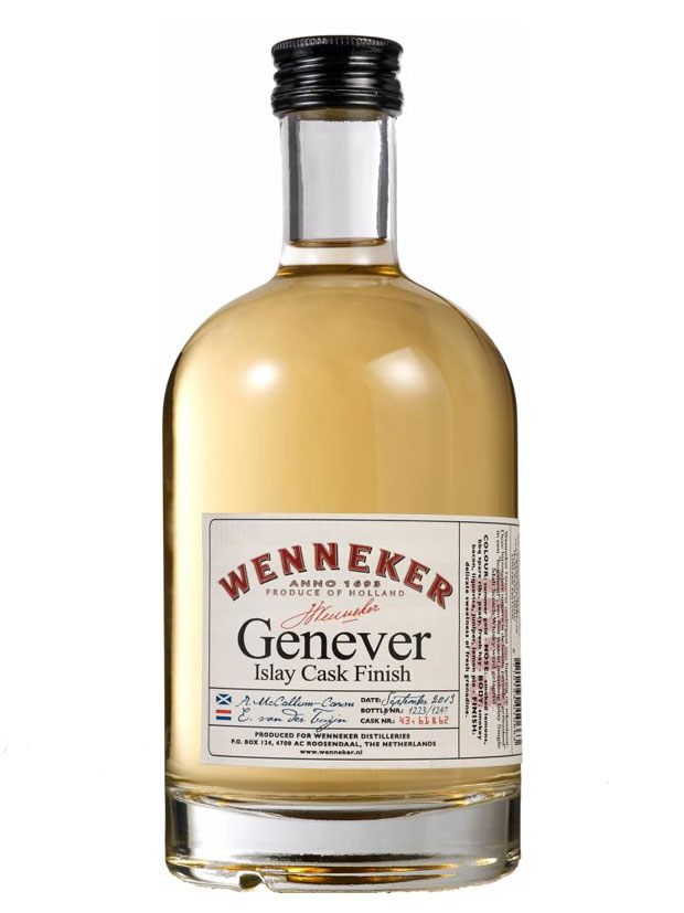 Recensione Wenneker Islay Cask Finish Genever