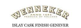 Gin: Wenneker Islay Cask Finish Genever