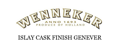 Wenneker Islay Cask Finish Genever Logo