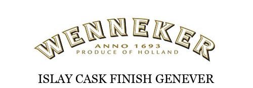 Wenneker Islay Cask Finish Genever