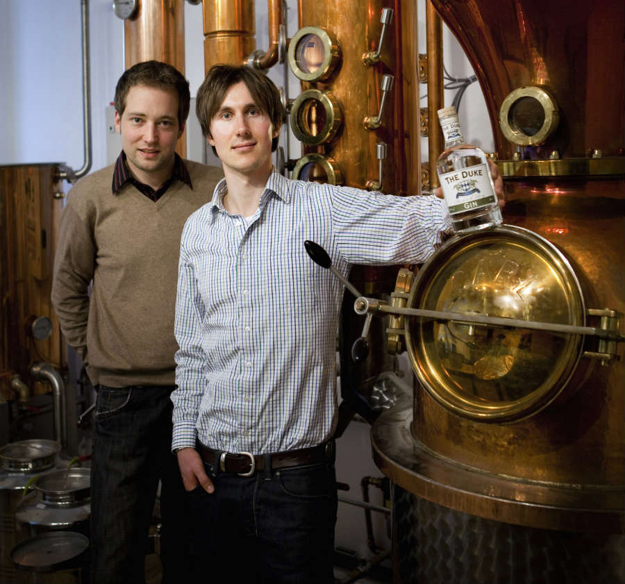 Max & Daniel, distiller di The Duke