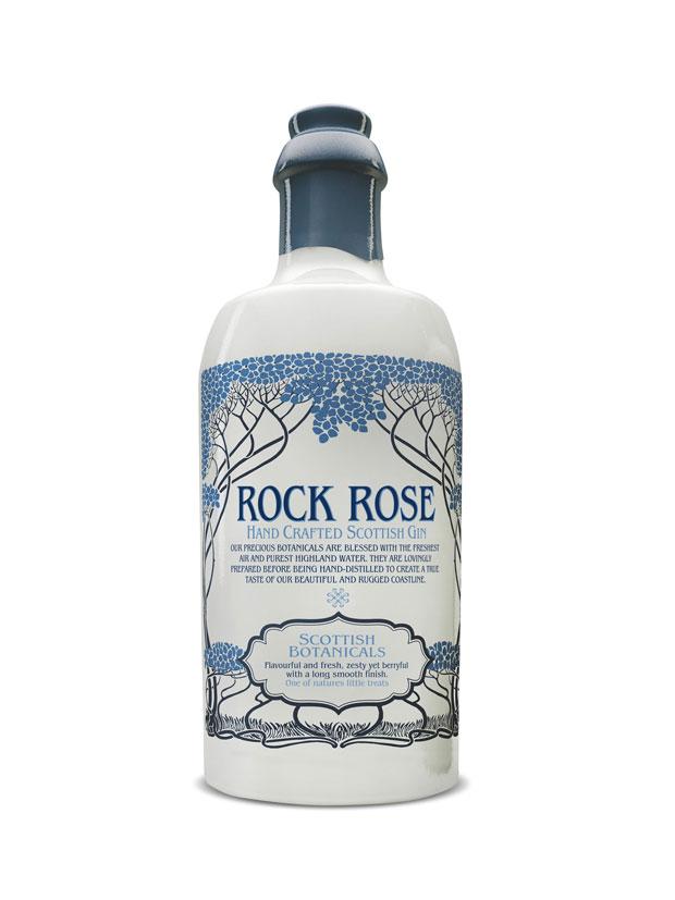 Recensione Rock Rose Gin
