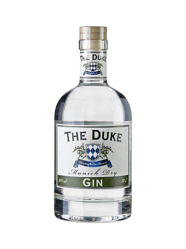 Recensione The Duke Gin