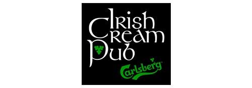 Cream Irish Pub Guinness