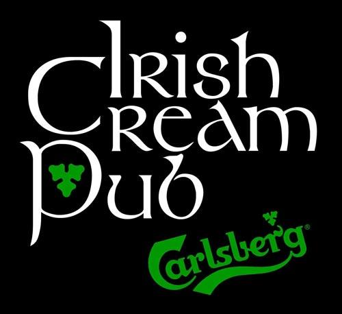 Locale Cream Irish Pub Guinness