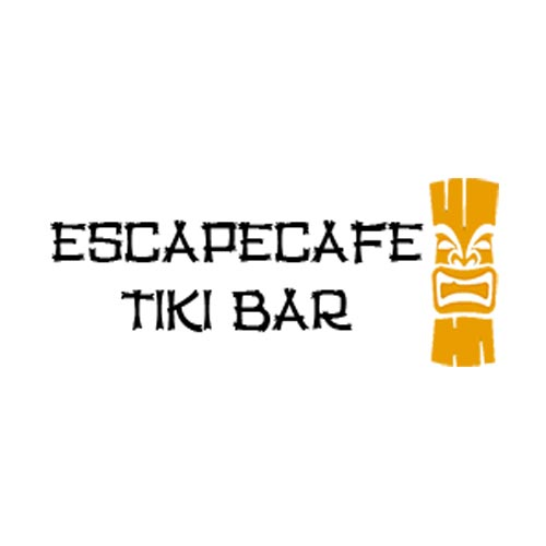 Locale Escape Cafè Tiki Bar
