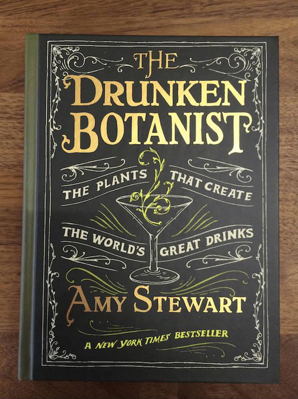 """Il """"Drunker Botanist"""", uno dei libri sul gin della nostra shortlist"""