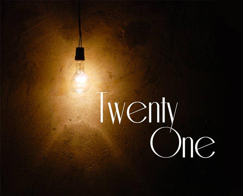 TWENTY-ONE-Modena-Locale-Logo