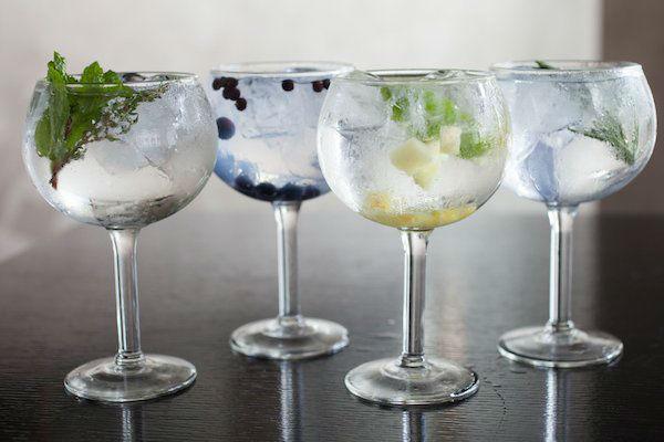 La Copa Balon, il bicchiere preferito dalla Spagna per un ottimo gin tonic