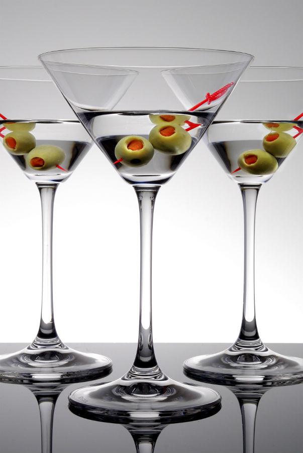 Il cocktail Martini, grande classico con una piccola rivisitazione