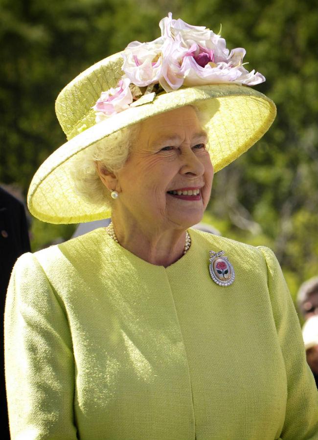 La regina Elisabetta, per la quale Sipsmith ha prodotto un'edizione limitata