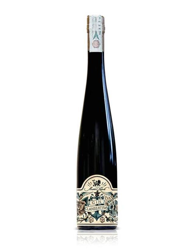 Gin Clandestino Bottiglia