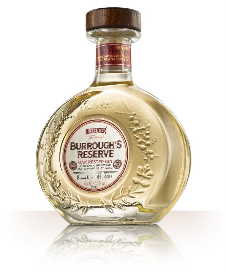 La sezione gin degli Asian Spirits Masters è stata dominata da Beefeater, con il classico 40% che si aggiudica la medaglia d'oro e il Burroughs Reserve che si aggiudica l'argento
