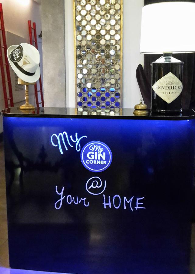 My Gin Corner, il tuo angolo Gin Corner direttamente a casa