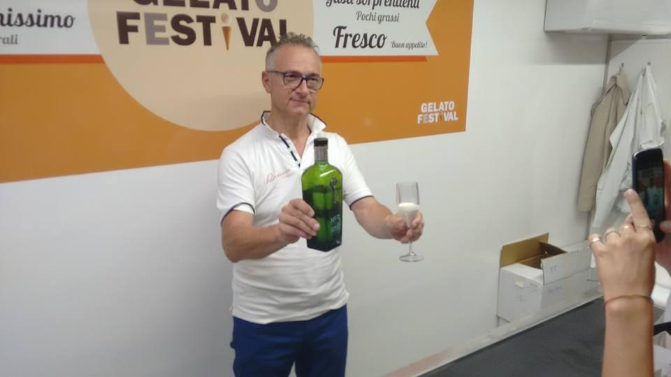 Paolo Pomposi presenta la sua ricetta a base di London Dry Gin N.3