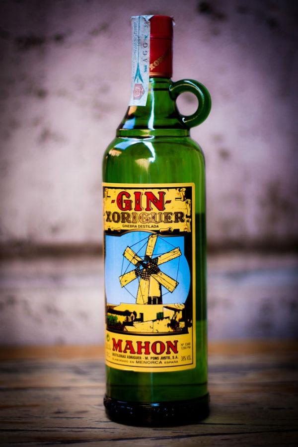 Il Mahon Xoriguer, altro gin ad avere una certificazione IGT