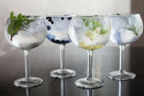 Il Gin Tonic in copa balon, molto popolare in Spagna (e sempre di più in Italia)
