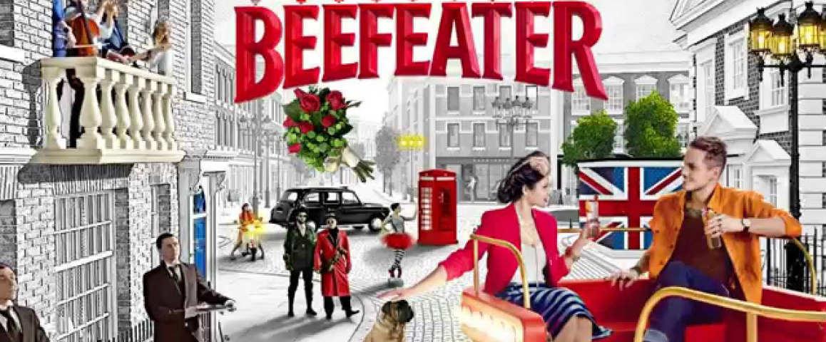 Beefeater Gin, la nuova bottiglia che celebra Londra