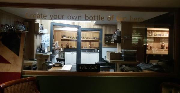 Il Gin Lab di C.O.L.D.