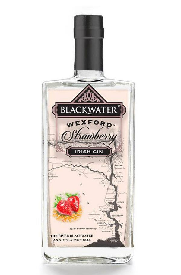 Wexford Strawberry Gin di Blackwater Distillery