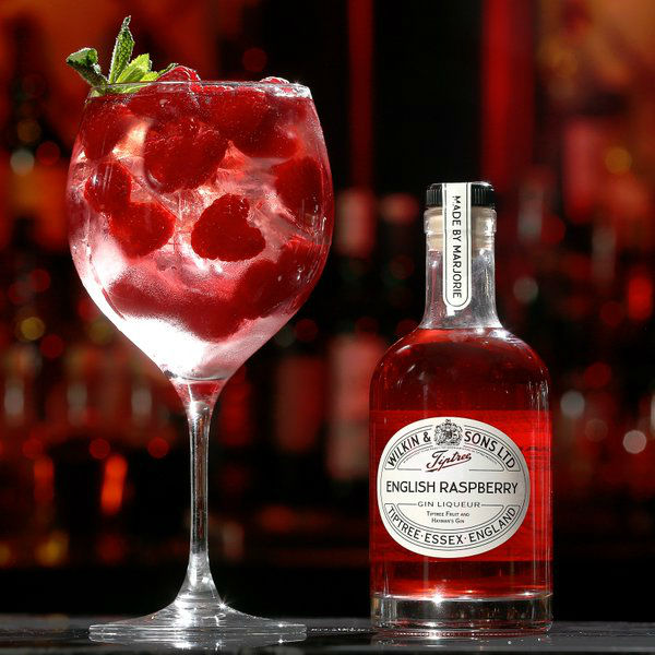 Little Scarlet Strawberry Gin Liqueur