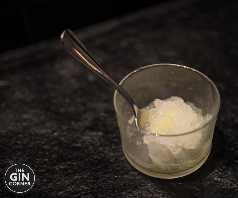 Sorbetto al Gin & Tonic