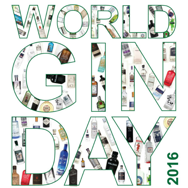 World Gin Day Logo