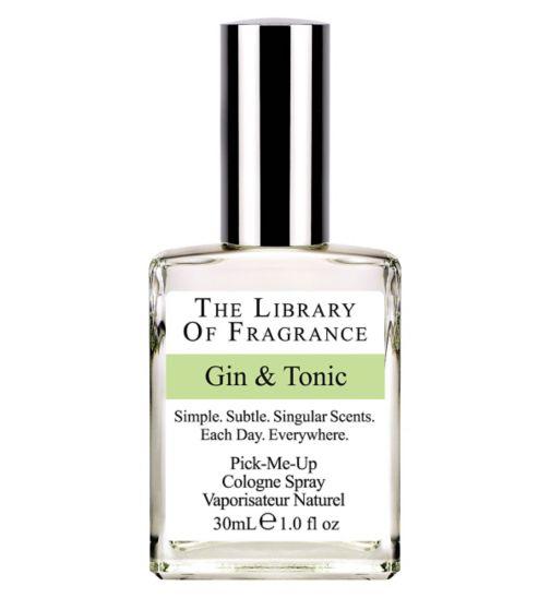 Non esattamente rilevante, ma il profumo al Gin Tonic potrebbe interessare qualche nostro lettore
