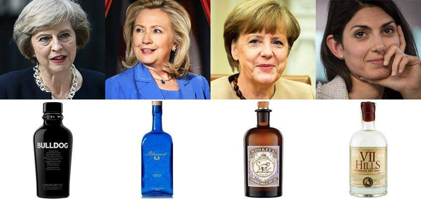 Se le donne della politica fossero dei gin...