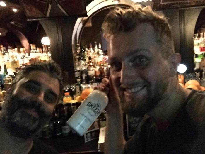 Dave Garzon e Kevin Kroon al Door 74 di Amsterdam