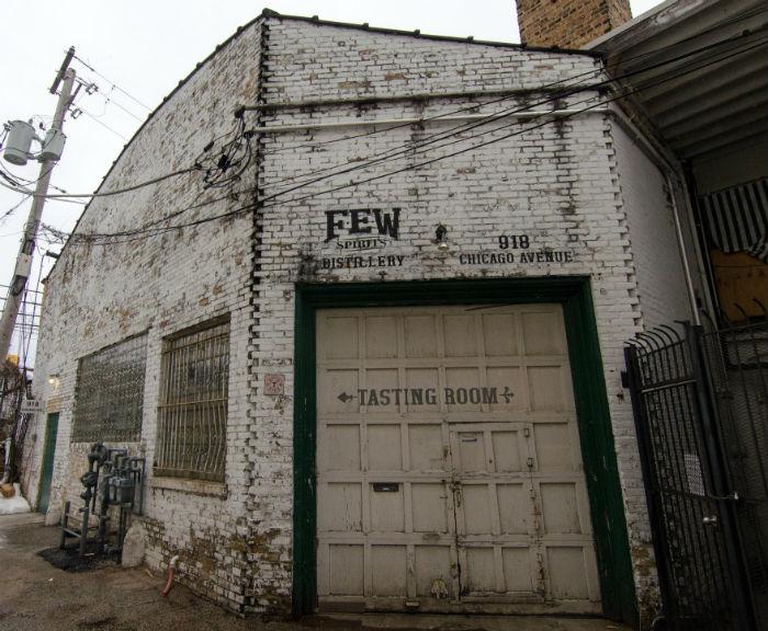 FEW Spirits Distillery