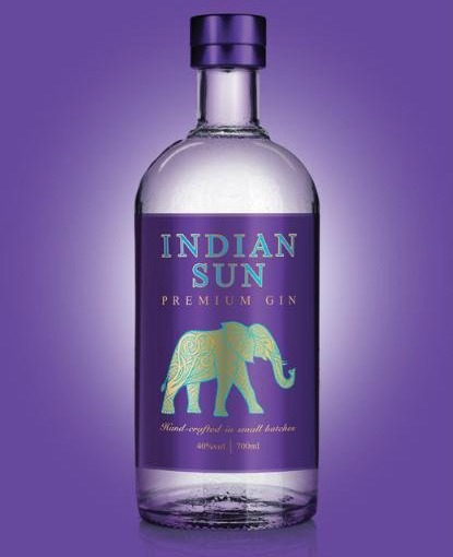 Indian Sun Premium Gin
