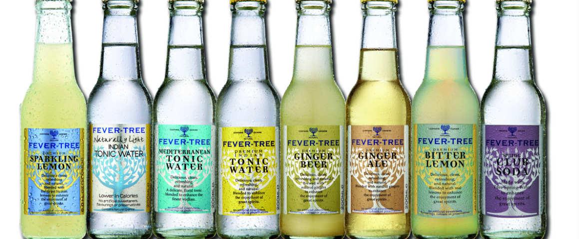 Fever Tree, l'acqua tonica che tutti vogliono