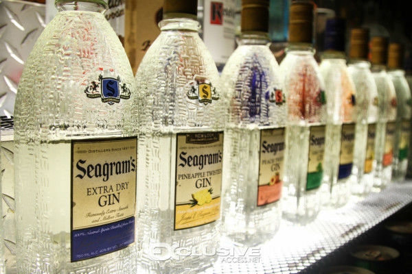 Gamma Seagram's Gin