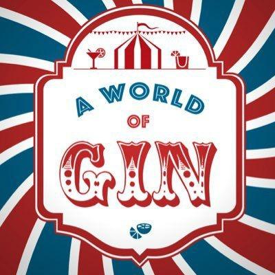 Il logo di A World of Gin